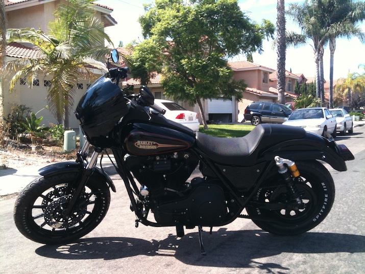 Quick Payday Loans >> 92 fxr re do, anti-chrome. « San Diego Customs