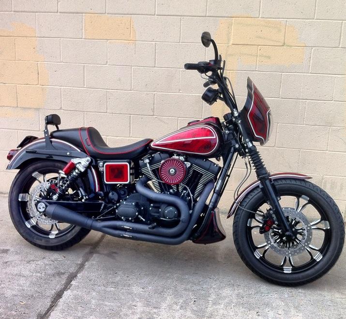 2003 Fxdx Re Do 171 San Diego Customs