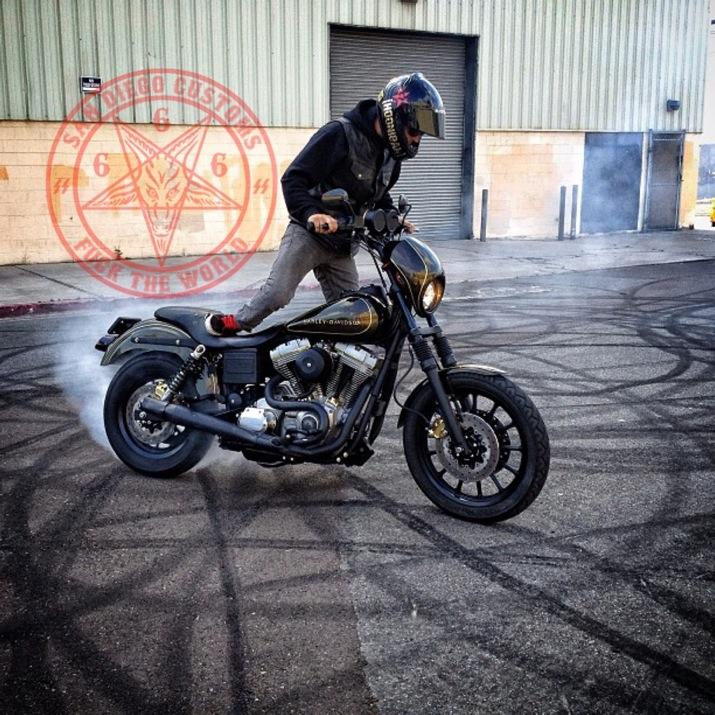 Sdc X Harley Wheelies X Unknown Industries Ftw 171 San