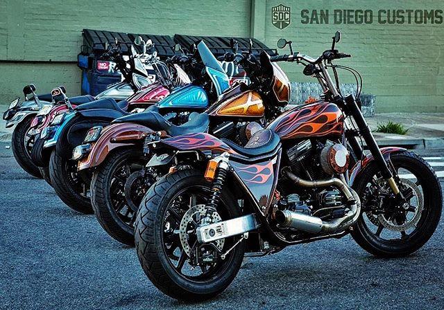 SDC bikes 2016